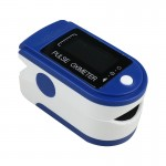 Oximeter Finger Clip Oximeter Finger Pulse Monitor Oxygen Saturation Monitor Heart Rate Meter Without Battery